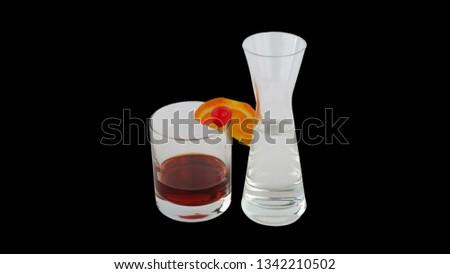 Americano Cocktail Picture