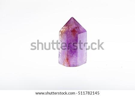 amethyst crystal #511782145