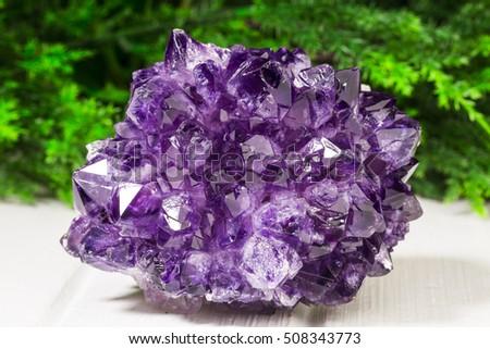 amethyst stone/amethyst stone #508343773