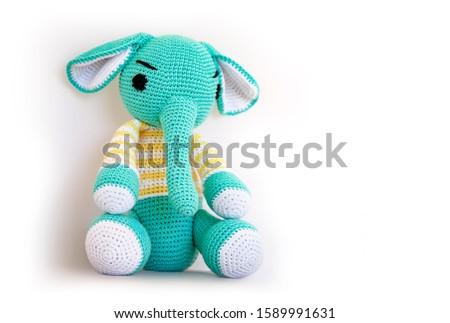 Esther the Elephant Free Amigurumi Pattern   Jess Huff   323x450