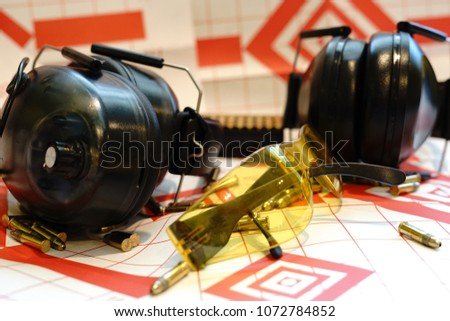 Pistol, Target and Ammo Images and Stock Photos - Page: 2