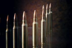 Ammunition for firearms. (long firearms)