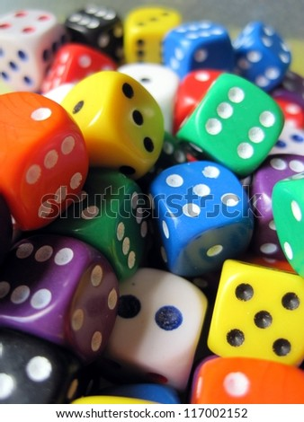 amount of dices