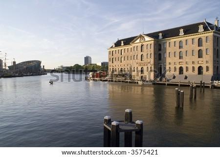 Amsterdam Stockfoto ©
