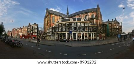 Amsterdam. Center.