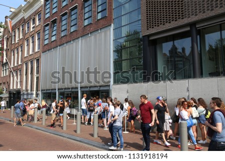 amsterdam  netherlands   july 7 ...