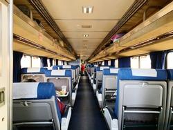 Amtrak trip to Portland - Seattle.