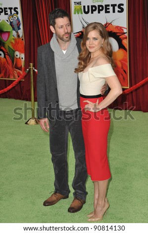 Amy Adams And Her Husband