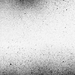 An abstract paint background in black and white
