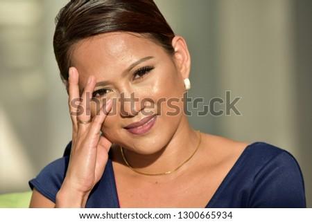 An Adult Female Portrait
