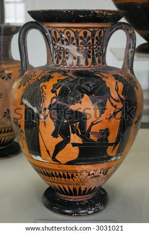 Ancient Greek Vase Painting - History of Erotic Art and Erotica