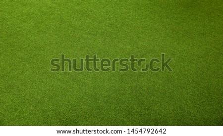 An artificial grass floor,  perspective view, wide shot. #1454792642