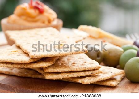 An Assortment of Appetizers