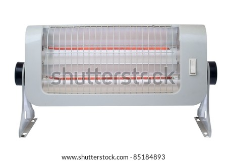 An electric heater of air