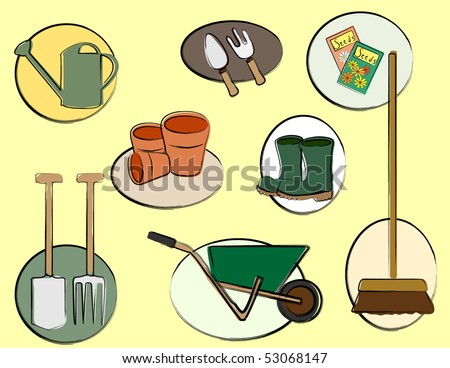 stock-photo-an-illustration-depicting-gardening-tools-retro-style-sketch-also-available-in-vector-format-in-53068147.jpg