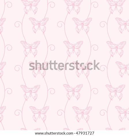 pink butterfly wallpaper. of pink butterflies and