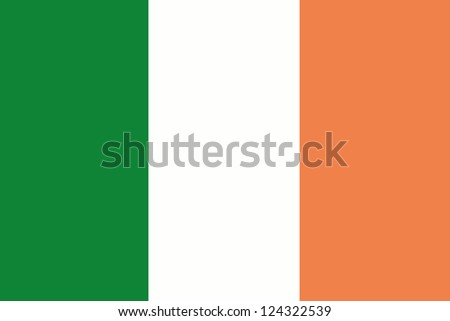 An illustration of the flag of Ireland