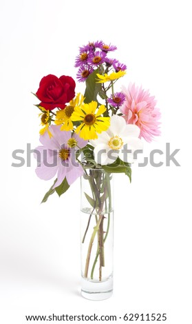 An image of a nice bouquet of flowers