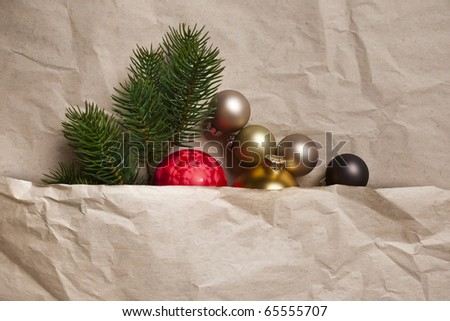 An image of a nice christmas background