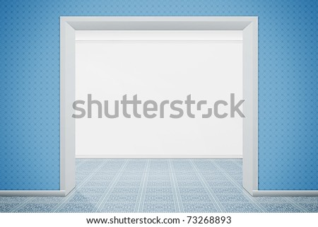 An image of a nice room with a wall for your content