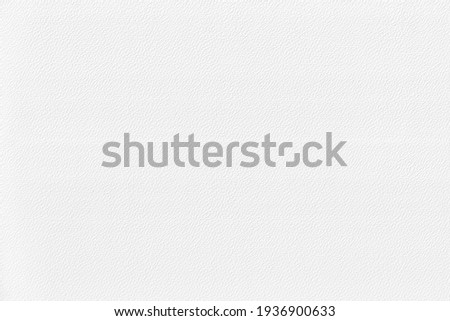 An image of a typical white watercolor paper background