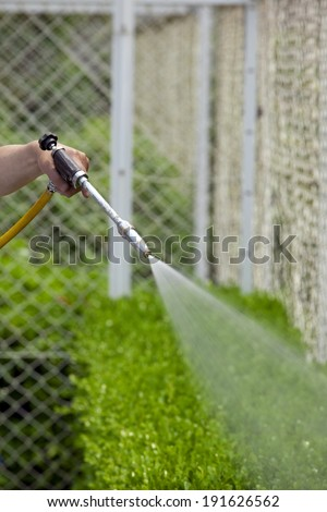 An image of Chemical spraying #191626562