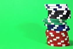 An image of gambling chips