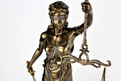 An image of justice - justitia