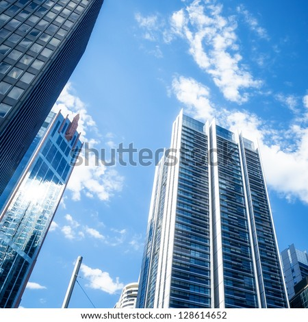 An image of some sky scraper in Sydney #128614652