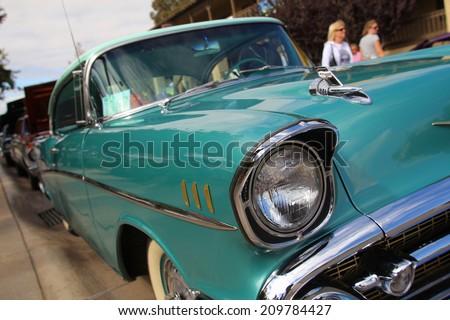 an image of vintage car