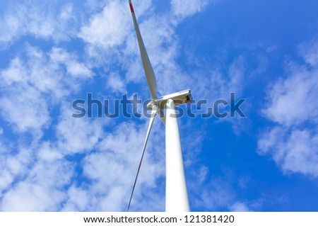An image of wind farm
