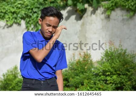 An Insane Boy Youth Teen