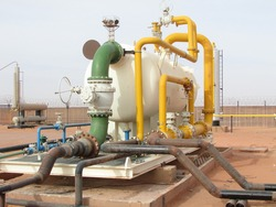 An oil water separator is a piece of equipment used to separate oil and water mixtures into their separate components There are many different types of oil water separator Each has different oil sepa