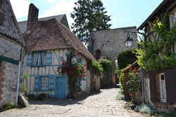 AN OLD AND BEAUTIFUL FRENCH VILLAGE