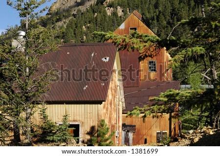 An old mine