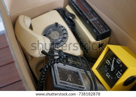 analog to digital  old radios ...
