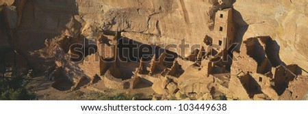 Anasazi ruins, Mesa Verde National Park, Colorado