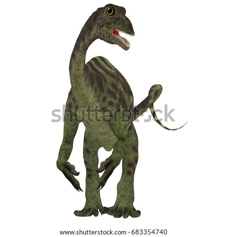 Shutterstock Anchisaurus Jurassic Dinosaur 3d illustration - Anchisaurus was a omnivorous prosauropod dinosaur that lived in the Jurassic Periods of North America, Europe and Africa.