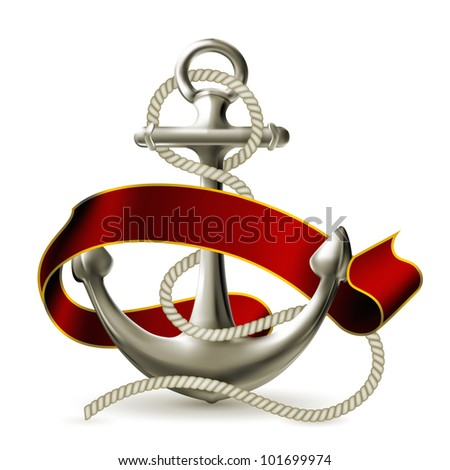 Anchor emblem, bitmap copy
