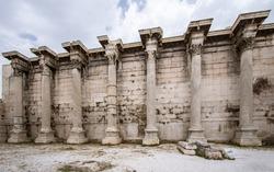 Ancient Agora of Athens. Greece