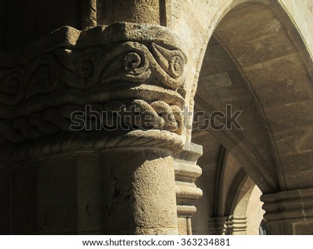ancient architecture   archway...