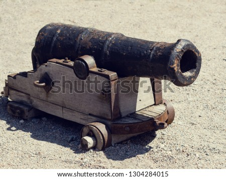 ancient cannon, ancient medieval weapons, antique weapons #1304284015