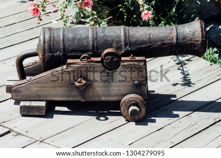 ancient cannon, ancient medieval weapons, Kozak weapons #1304279095