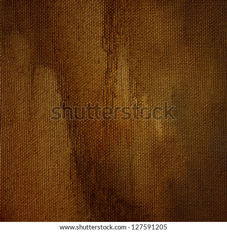 ancient canvas with rusty smudges, painting,  illustration, background