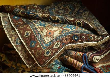 ancient carpets