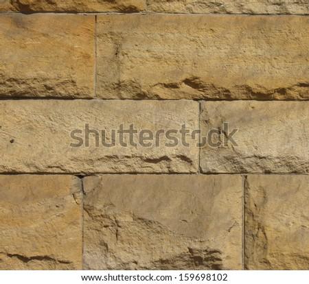 Ancient castle wall (cold colors composition) Ancient castle wall (warm colors composition)