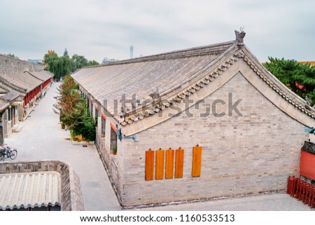 free photos roof decorations in the forbidden city beijing china