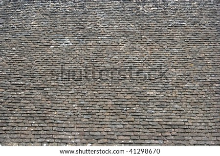 Ancient Church Roof