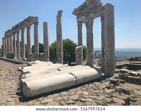 Ancient cities, ancient civilizations, Turkey