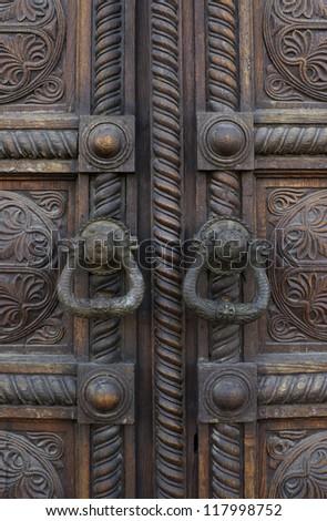 ancient door locks